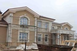 Усадьба в поселке Холмс, реконструкция и проект облицовки фасадов_01