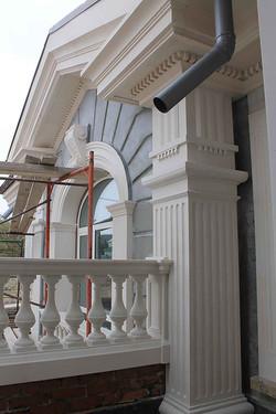 Усадьба в поселке Холмс, реконструкция и проект облицовки фасадов_09