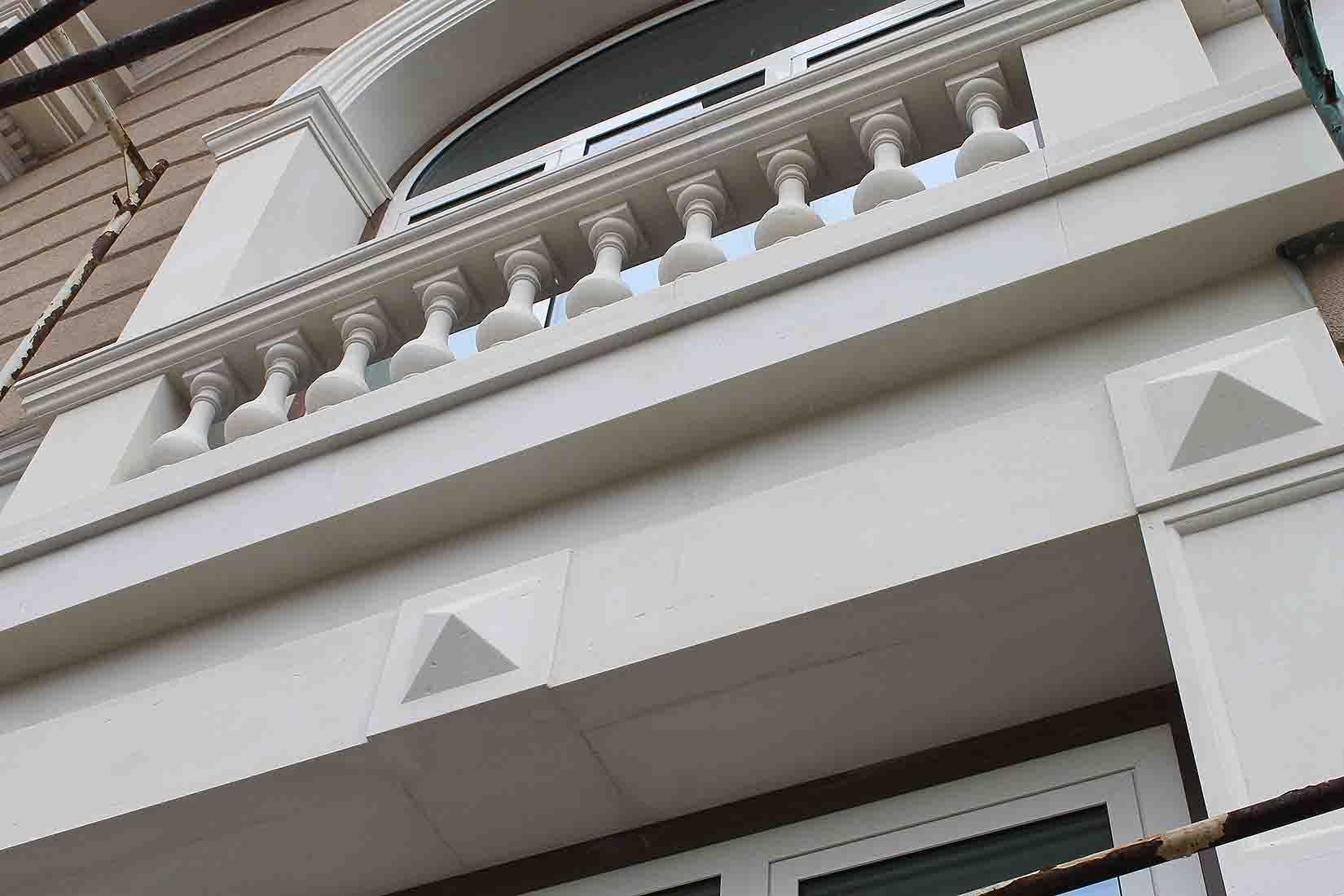 Усадьба в поселке Холмс, реконструкция и проект облицовки фасадов_11