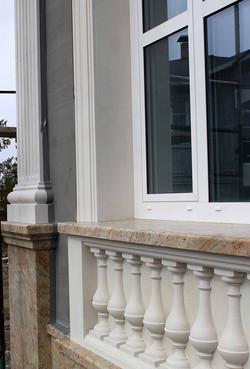Усадьба в поселке Холмс, реконструкция и проект облицовки фасадов_07