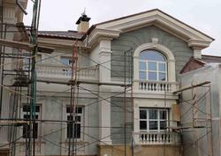 Усадьба в поселке Холмс, реконструкция и проект облицовки фасадов_10