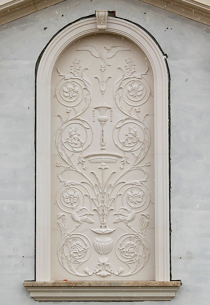 Усадьба в поселке Холмс, реконструкция и проект облицовки фасадов_02