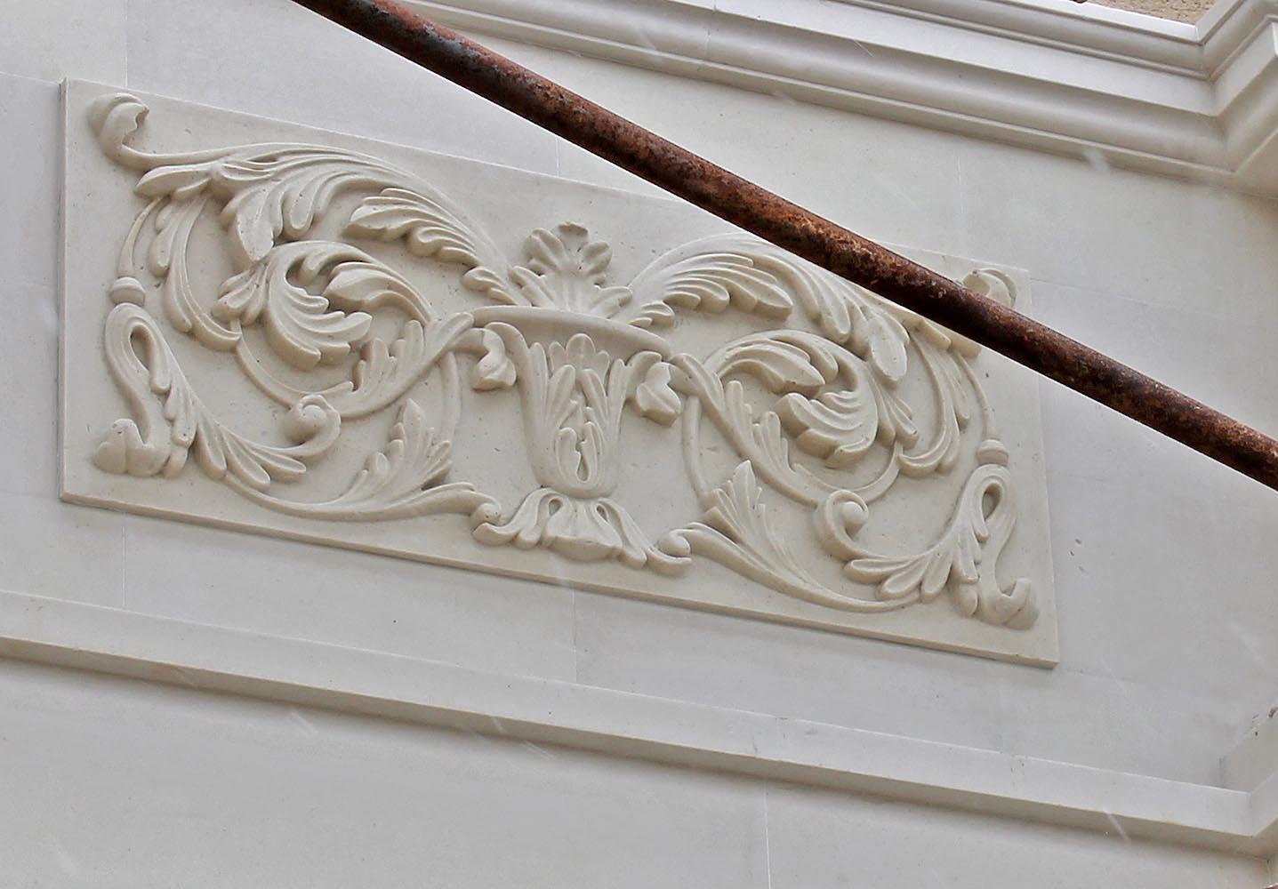 Усадьба в поселке Холмс, реконструкция и проект облицовки фасадов