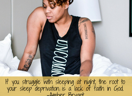 The Reason Why You Suffer From Insomina