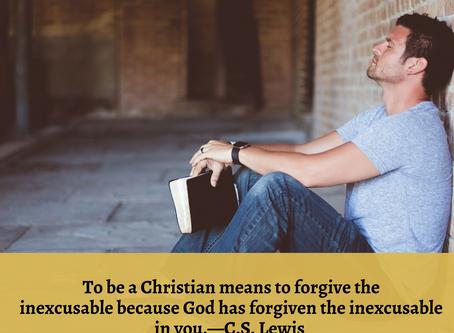 Unforgiveness Is Holding You Back