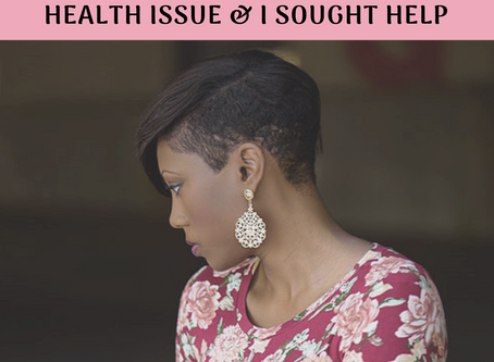 My Story: I Have A Mental Health Issue & I Sought Help