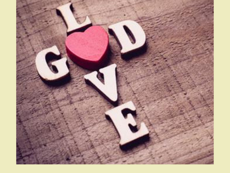 God Loves You, But Do You Love Him?