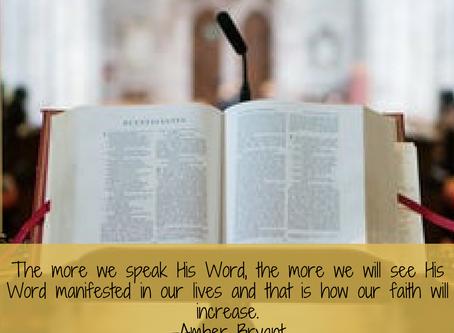 A Holy Spirit Revelation On Faith
