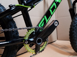 flow bike ring component