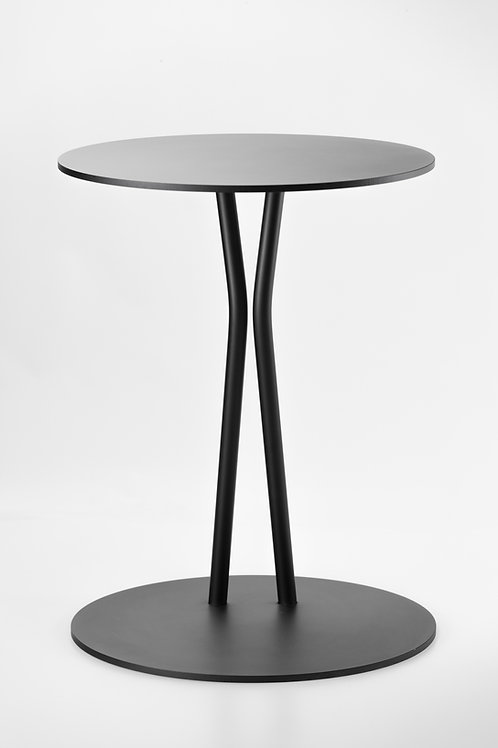 Laptop Table, Side Table, End Table, Aluminum Table, Powder Coated Table