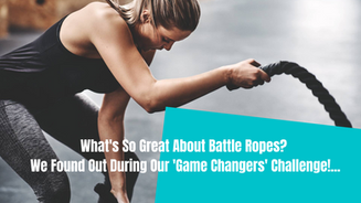 Have You Tried Battle Ropes?!