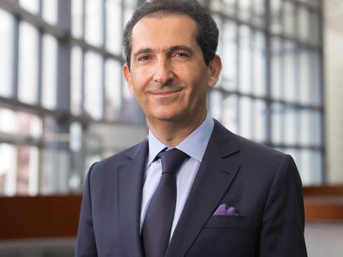 Franco-Israeli Telecom Entrepreneur PATRICK DRAHI Purchases Sotheby's Auction House for £3bn