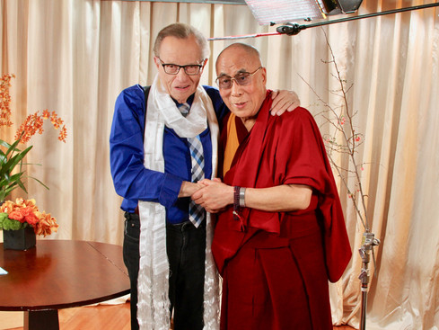 EXCLUSIVE Guest Column By LARRY KING: From Poverty To International Stardom