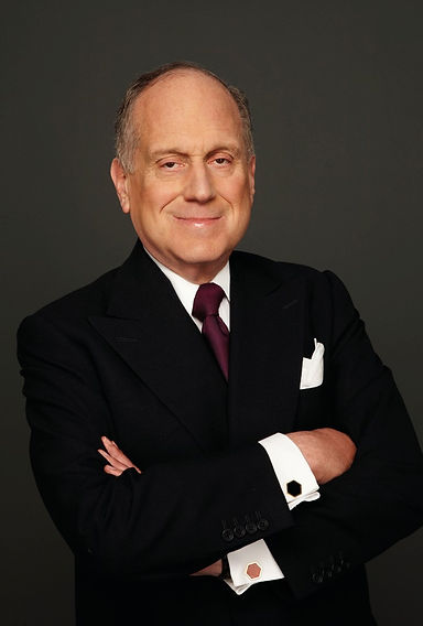 Ronald S. Lauder (Solomon Mines Luxury Jewish Magazine - Philanthropy News)