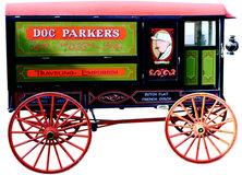 Doc Parker's Peddler Wagon
