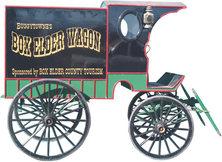 Box Elder Mercantile Wagon