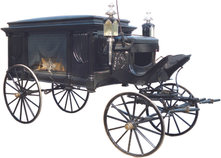 Sayers and Scovill Hearse