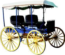 White Top Mountain Wagon