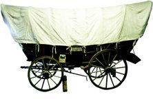 Pre-1850 Conestoga Wagon