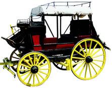 Mud Wagon Stagecoach