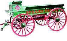 Railway Express Wagon