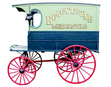 Buggytowne Mercantile Wagon