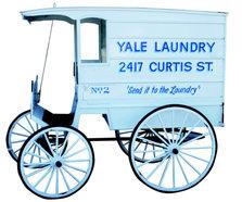 Yale Laundry Wagon