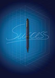 Les stylos Schneider