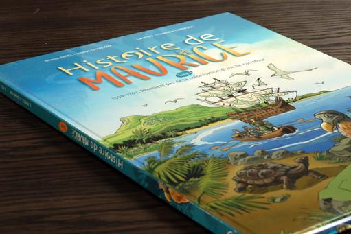 L'histoire de l'Ile Maurice Tome 1