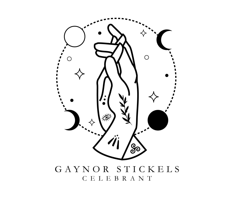 Gaynor Stickels Celebrant Logo
