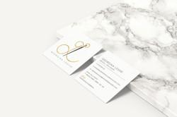 Georgina Louise Bridal Business Cards