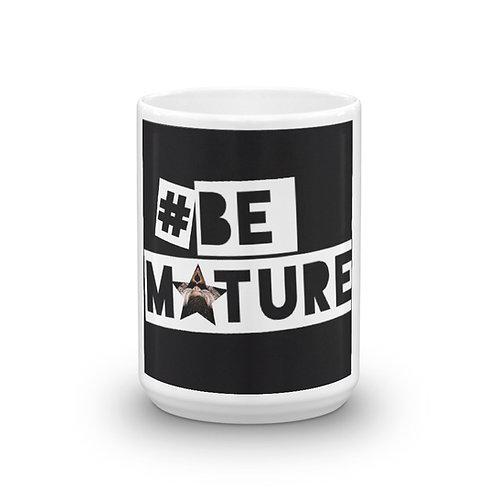 Be Mature Afrikansuperstar Mug