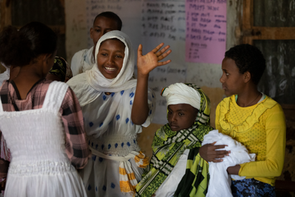 Excelling Against the Odds in Ethiopia (Girls Education Challenge)