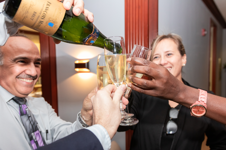 Champaigne Bottles