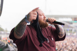Action Bronson at Rolling Loud Miami