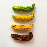 beginnings of Banana Bread