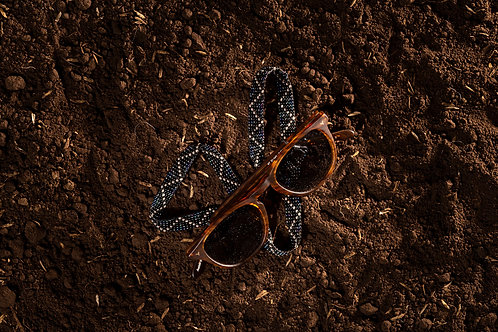 Cuerda de Gafas Khipar Oscura