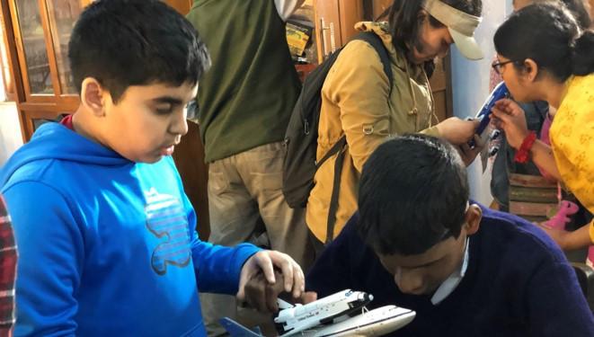 Blind STEM Program