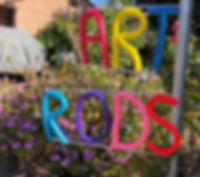 Art Rod mobile