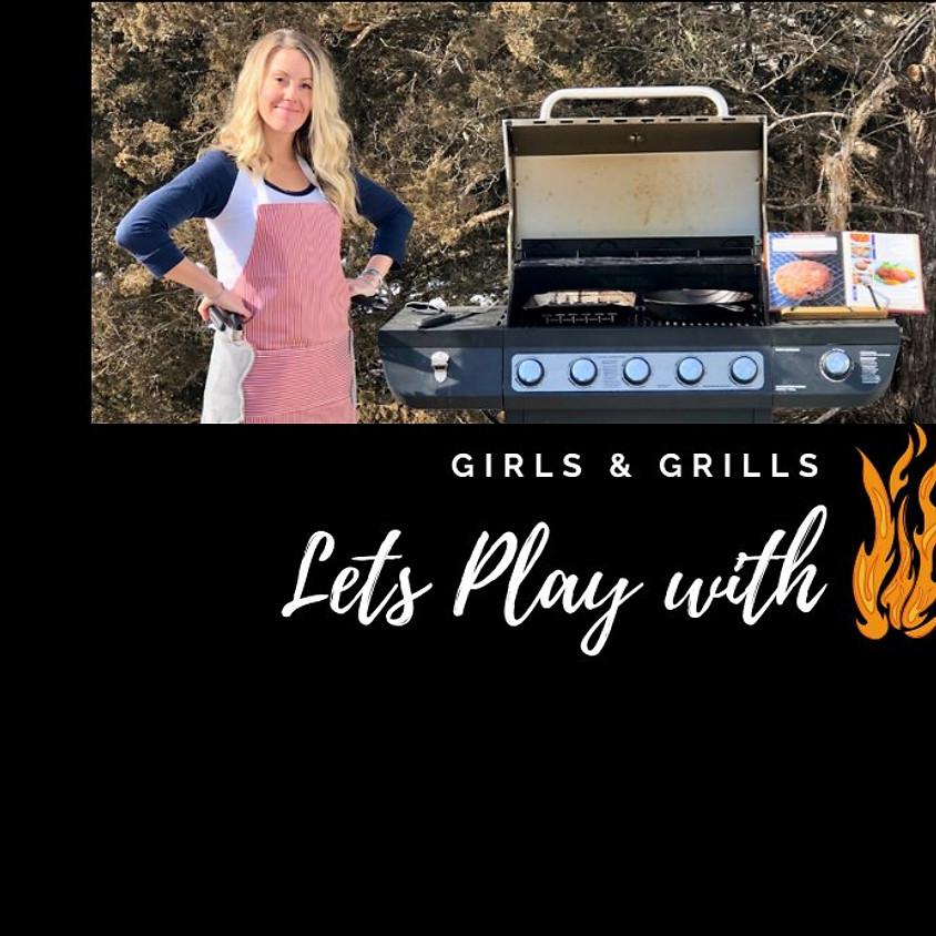 Girls & Grills - with Sara Baird