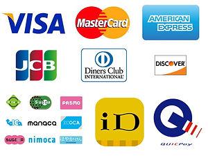 クレジットカード 交通系IC iD QUICKPay