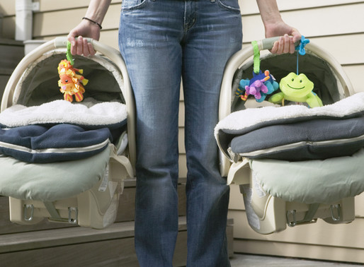 Container Baby Syndrome: Less is More for Baby