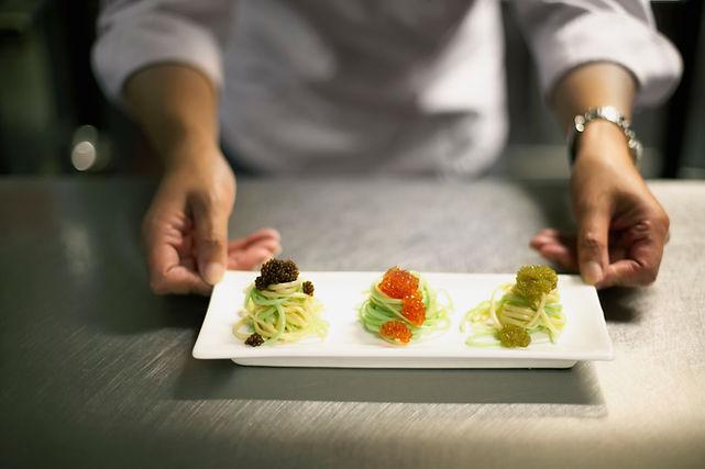 Шеф-повар Dish