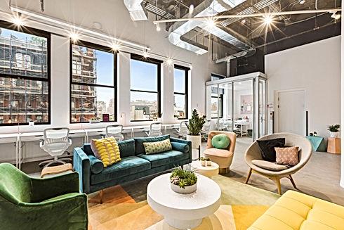 Loft Commercial Office Design