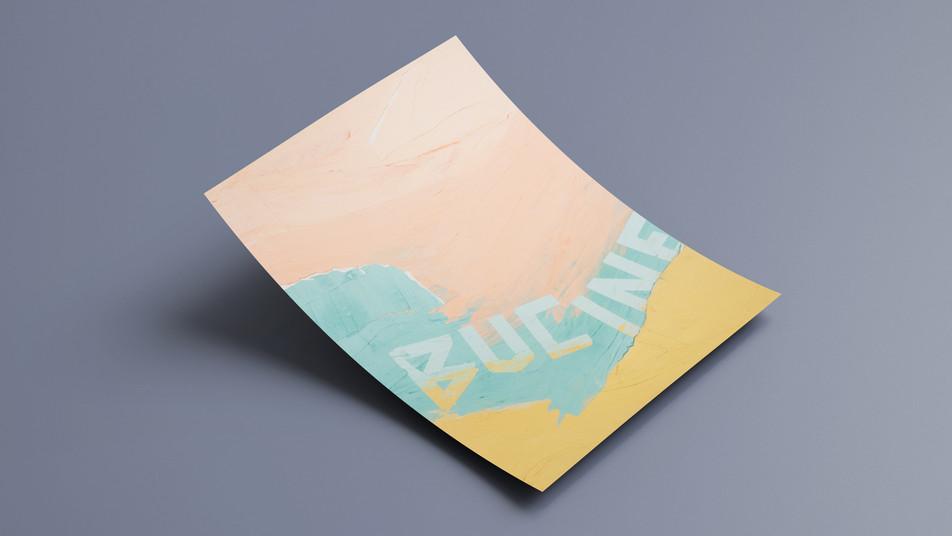 Poster: Tuscany