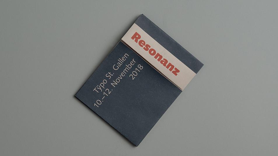 Brochure: Resonanz