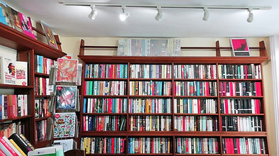 Barnett's of Wadhurst Fiction wall.jpg