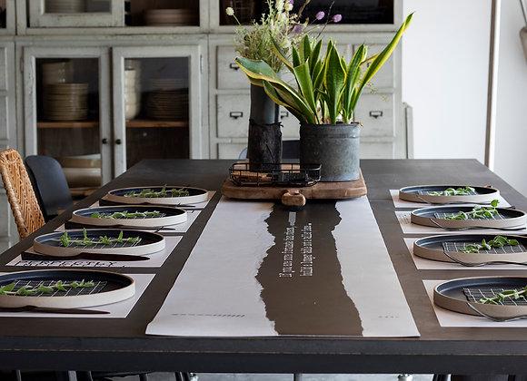 LONG TABLE_RUNNER   //  פלייסמטס XXL