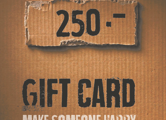 GIFTCARD 250