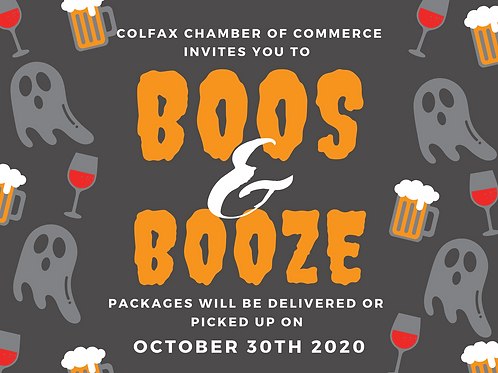 Boos & Booze Package #2